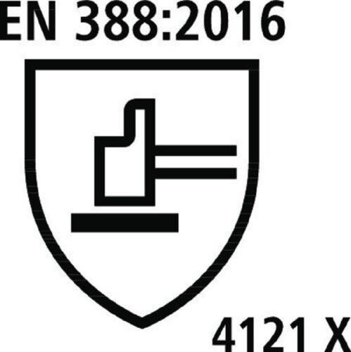 Kerbl 297735 Mechanic Handschuh Brandy Keron Active Gr 11 Arbeitshandschuhe