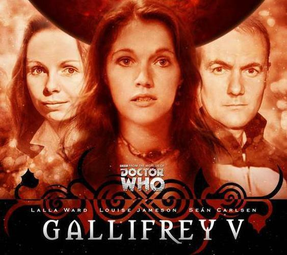 Dr Who Gallifrey Series 5 CD (Dr Who Big Finish) by Peaty, James Et Al, NEW Book