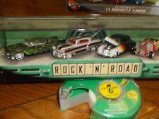 HOT WHEELS 100% 4 CAR SET ROCK N ROAD