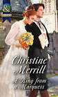 A Ring from a Marquess by Christine Merrill (Paperback, 2015)