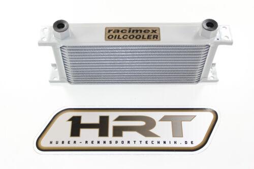 Racimex Ölkühler 16 Reihen 330mm breit  16 Reihen Alu Oelkühler Blitzversand!!