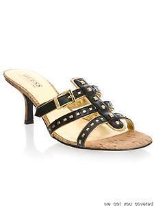 NIB Marciano Guess Schuhes 9 UK 6.5 EU 40 Market Sandale
