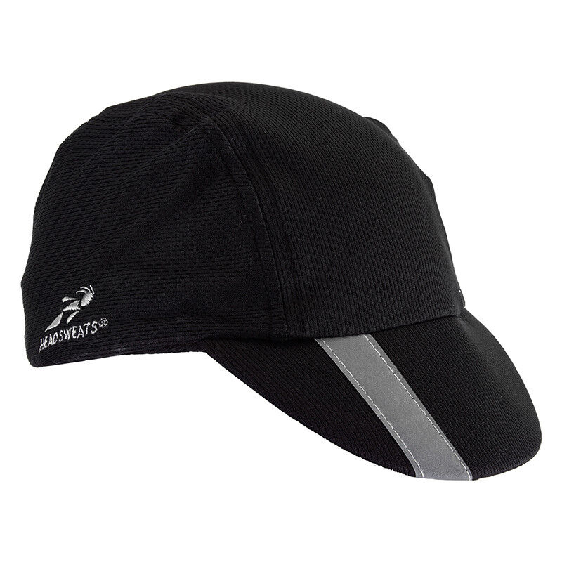 Headsweats Cycle Cycle Cycle Cappello Abbigliamento Cappello H S Cycle Cuffia Nera 99d4b8