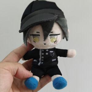 15cm Danganronpa V3 Dangan Ronpa Kokichi Oma Plush Doll Hanging Keychain Toy