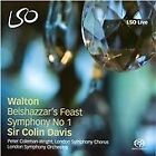Sir William Walton - Walton: Belshazzar's Feast; Symphony No. 1 (2011)