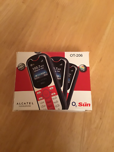 Handy Alcatel 1 Touch Wireless FM Radio ot-206 NEU boxed St George England