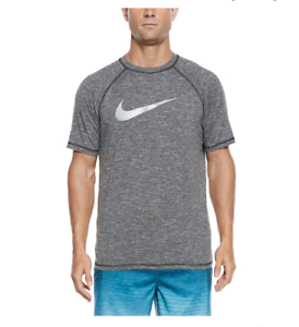 New-Men-039-s-Nike-Swim-Hydroguard-UV-Core-Athletic-Gym-Muscle-Tee-Top-Shirt