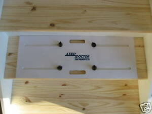 Details about stair jig,step jig,stair gauge,tread and riser tool