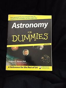 Astronomy For Dummies 2nd Edition By Stephen P Maran Ebay