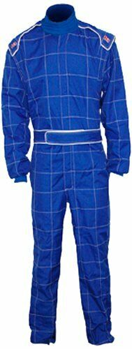 K1 First Gen Level 1 Kart Suit bluee Size 7xs
