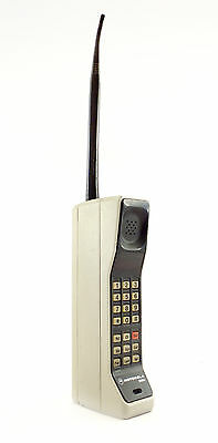 motorola 8000x. MOTOROLA DynaTAC 8000X Mobile Phone 1985 With Case \u0026 Spare Battery Bundle VA B52 Motorola 8000x