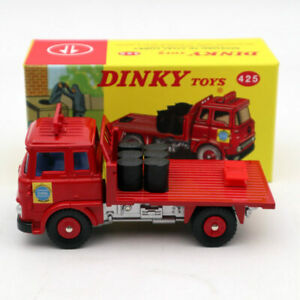 Atlas-Dinky-Toys-425-Beford-Tk-carbon-camion-con-sacos-de-carbon-y-escala-Diecast-Car