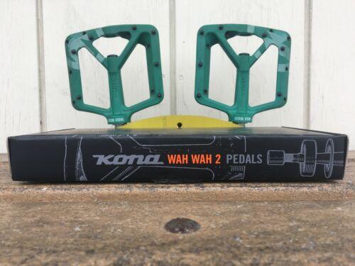 Kona Wah Wah 2 MTB Composite Pedals Multiple Colors