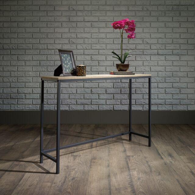 420042 Sauder Sofa Table North Avenue Charter Oak Finish
