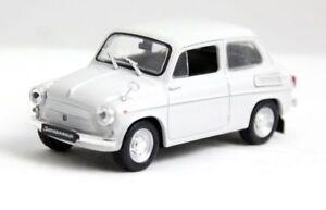 BMW-965A-autolegends-USSR-1960-modelo-de-metal-fundido-1-43-DeAgostini-nuevo
