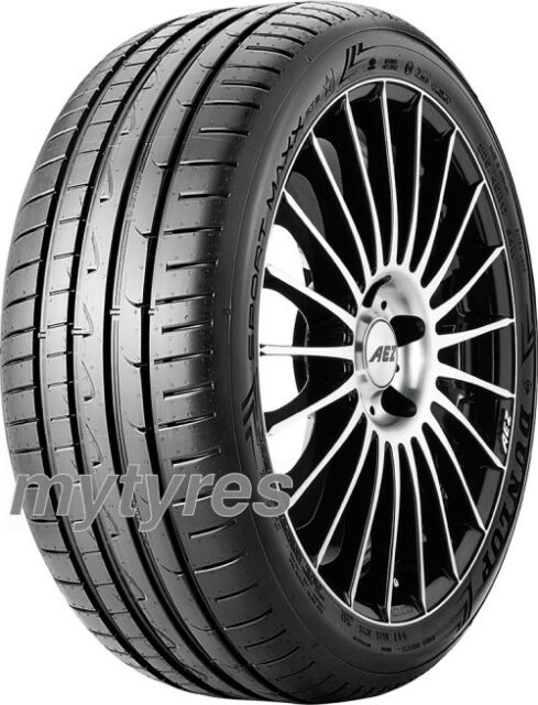 SUMMER TYRE Dunlop Sport Maxx RT2 245/40 R19 98Y XL with MFS * MO