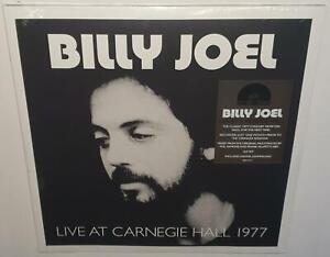 BILLY-JOEL-LIVE-AT-CARNEGIE-HALL-1977-2019-RSD-BRAND-NEW-SEALED-VINYL-LP