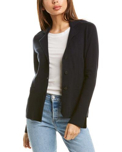 Raffi Cashmere-Blend Blazer Women/'s Blue Xs