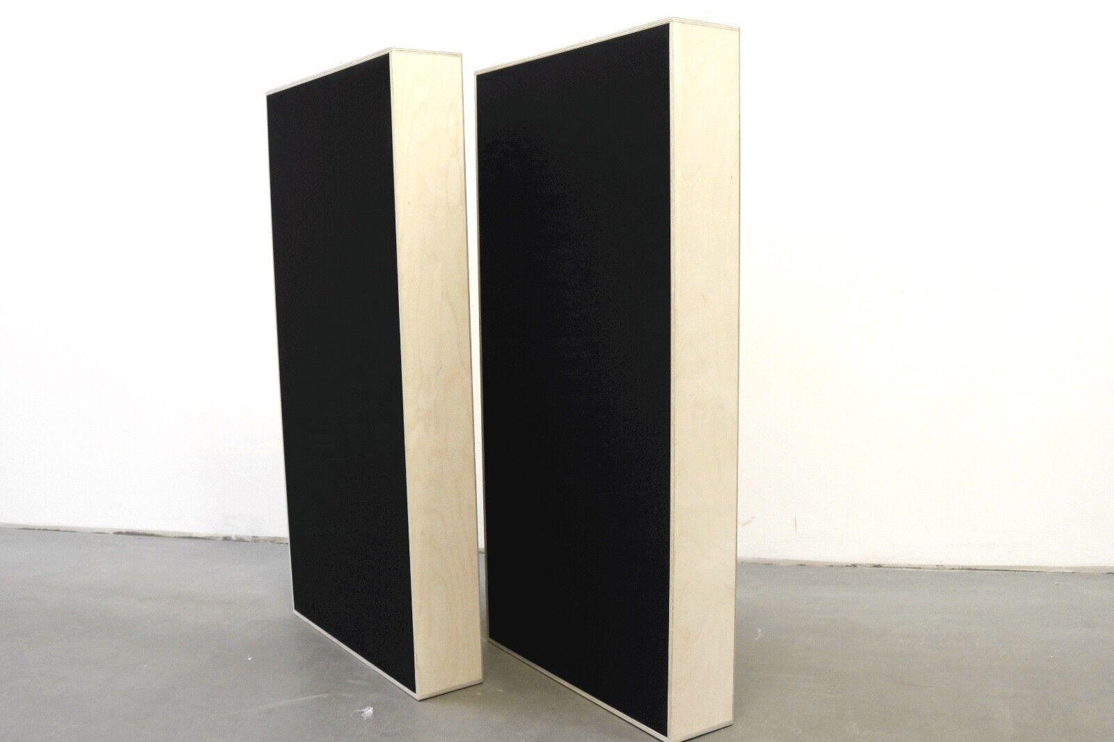2x Absorber Model PREMIUM aus Basotect für Tonstudio Heimkino Büro Wohnraum uvm.