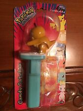 1 POKEMON FIG.YOUR CHOICE 2 To CHOOSE FROM.Pokemon PEZ  Dispenser -1999 Nintendo