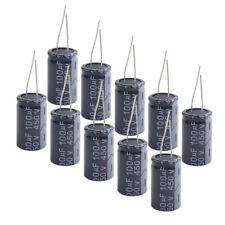 10x 450V 47µF Elko Kondensator Radial 105°C Electrolytic Capacitor 16x25mm ly