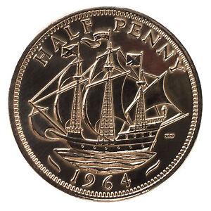 Poli lucky demi pennies 1911-1967 choix de date/année de mariage/anniversaire