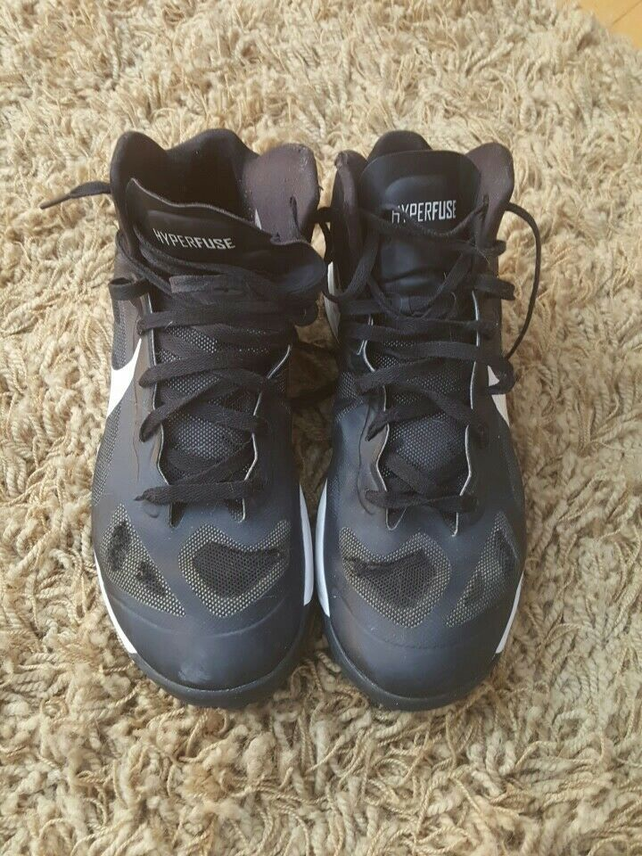 mens nike basketball shoes black size 11 Great discount