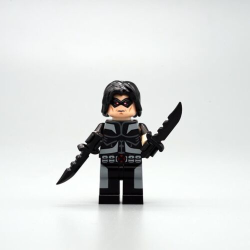 RA Minifigures Custom Warpath Lego Minifigure