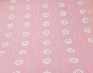lot 11 vintage laura ashley tapete rosa blumen vintage. Black Bedroom Furniture Sets. Home Design Ideas