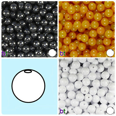BeadTin Frosted 18mm SunBurst Craft Beads 150pcs Color choice