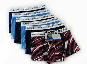 6 X Bonds Guyfront Trunks Mens Briefs Boxer Underwear Trunk Shorts Rrp $149.70