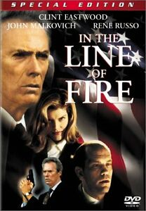 Brand-New-DVD-In-the-Line-of-Fire-Special-Edition-Clint-Eastwood-John-Malkovic