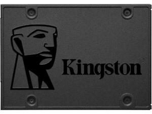 "Kingston A400 2.5"" 240GB SATA III TLC Internal SSD"