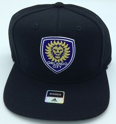 Memorabilia Mls Orlando City Sc Adidas Snap Back Ladie's Cap Hat Beanie Style #vw74w New An Indispensable Sovereign Remedy For Home