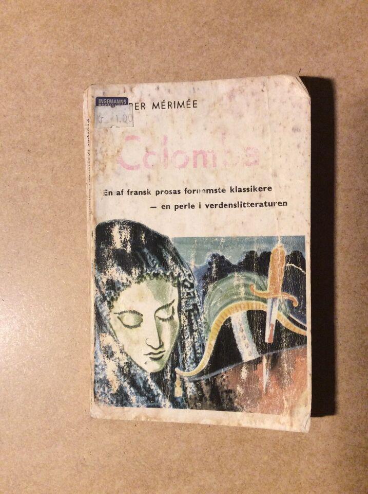 Prosper Mèrimée, Colomba, genre: roman