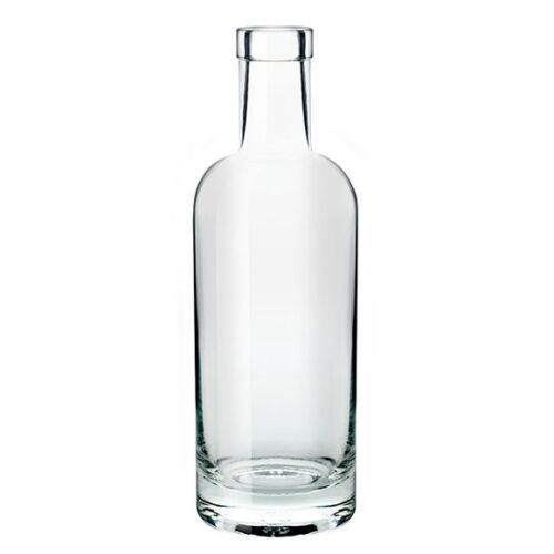 ASPECT 200ml Glass Bottle for Spirits Wine Sauces PACK OF 96