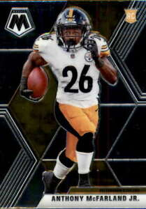 2020-MOSAIC-237-ANTHONY-MCFARLAND-JR-RC-ROOKIE-PITTSBURGH-STEELERS