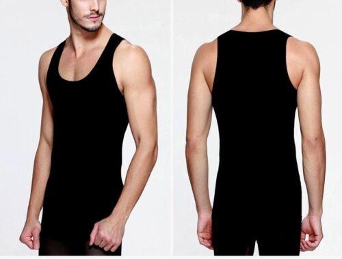 REGNO Unito Uomo Snellente Canotta a compressione maschio Corsetto Panciera Slim Shaper Serbatoio Camicia Nuova