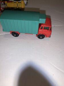 Vintage Matchbox By Lesney Refridgerator Truck No. 44