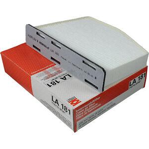 Original-mahle-filtro-Knecht-espacio-interior-aire-polen-filtro-interior-filtro-la-181