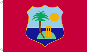 West Indies Flag 100/% Polyester National Country Caribbean 5x3 FT