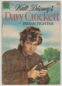 M0671 : Quatre Couleur, #631, Volume 1, VG/VG+ État, Davy Crockett