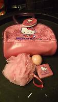 Hello Kitty Beauty Collection Bath Gift Set
