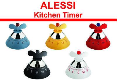 A09 A di Alessi KITCHEN TIMER bleu