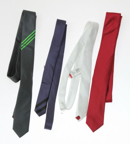 Men/'s Designer Slim and Skinny Neck Ties Bundle Lot of 4 By Alfani