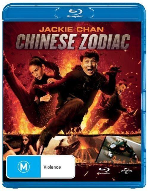Chinese Zodiac (Blu-ray, 2014)