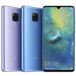 "7.2"" Huawei Mate 20 X 4G Kirin 980 Smartphone Dual SIM Triple Camera CN Version"