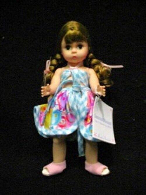 NEW  Madame Alexander 8  Doll Summer Blossom  80630 New In Box  Pristine