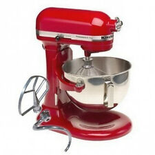 KitchenAid KGH25H0XER Professional 5 Plus 5-Quart Stand Mixer, Empire Red