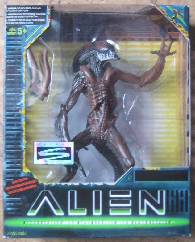 ALIEN action figure by Hasbro, original sealed, Signature series, ROTUCED